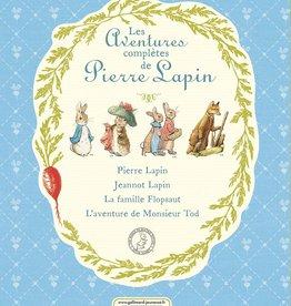 Livre Pierre Lapin