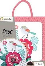 Avenue Mandarine Embroidery kit