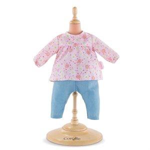 Corolle Ensemble jeans et blouse