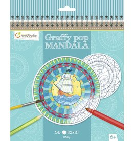 Avenue Mandarine Coloring book