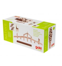 Goki Ensemble de construction en bois