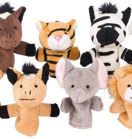 Toys Pure Marionnette de doigt animaux