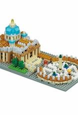 Nanoblock Le Vatican- Città Del Vaticano