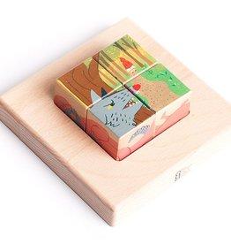 Bajo Cubes puzzle