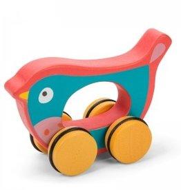 Le Toy Van Léo l'oiseau