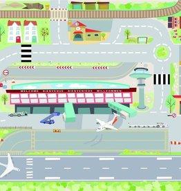 Le Toy Van Mon 1er Tapis de jeu aéroport