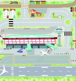 Le Toy Van My First Airport Play mat