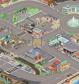 Le Toy Van City's Life Play Mat