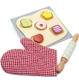 Le Toy Van Bakery-set