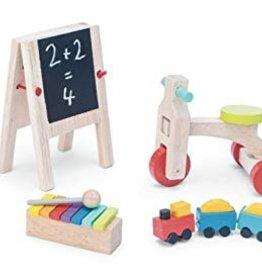 Le Toy Van Salle de jeu miniature