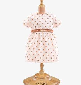 Corolle Robe avec boucle rose (12¨)