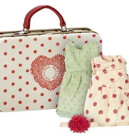 Maileg Micro valise de vêtements