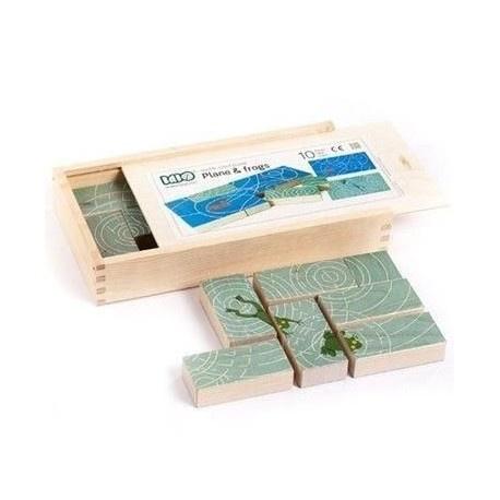 Bajo Wood puzzle