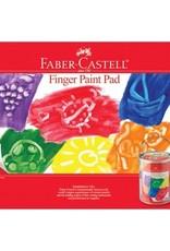 Faber-Castell Papier pour peinture à doigts