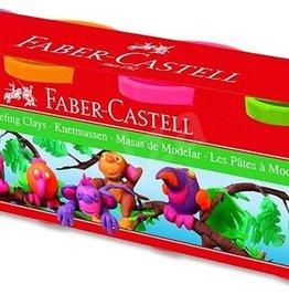 Faber-Castell Pâte à modeler néon