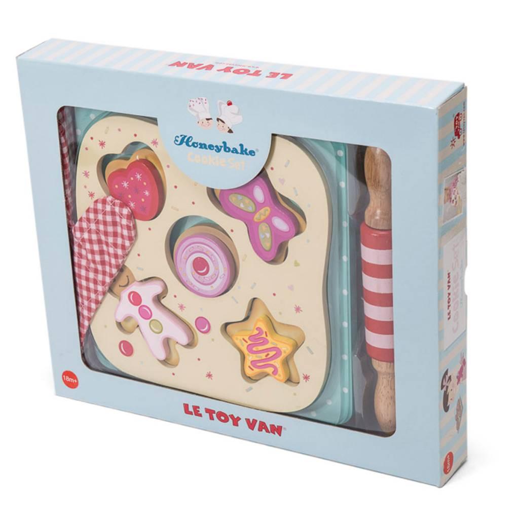 Le Toy Van Bakery-set