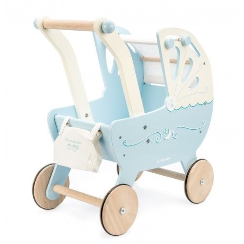 Le Toy Van Wooden pram