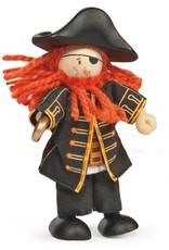 Le Toy Van Le capitaine Barberousse