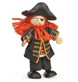 Le Toy Van Capitán Barbaroja