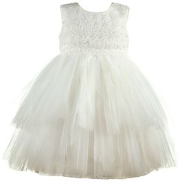 Robe de Baptême Ceremony / Christening Dress Misty