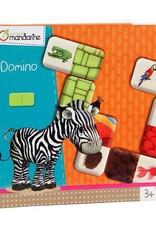 Avenue Mandarine Domino animaux et pelage