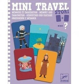 Djeco Jeu Mini Travel Stori