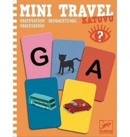 Djeco Mini travel Katuvu