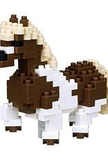 Nanoblock Pony - Nanoblock