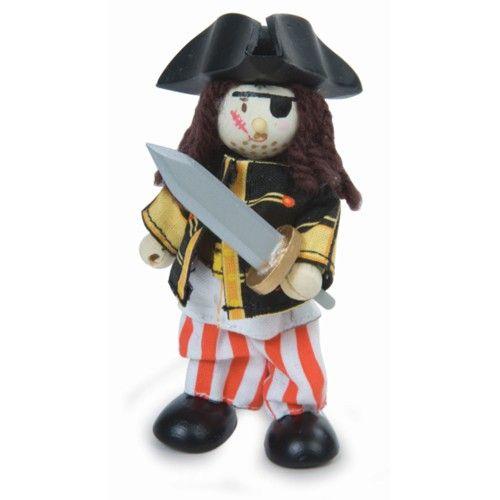Le Toy Van Pirate cache-oeil Budkins