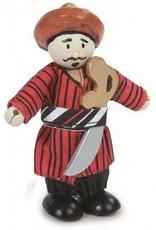 Le Toy Van Le Pirate Abdul
