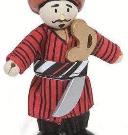 Le Toy Van Abdul the pirate