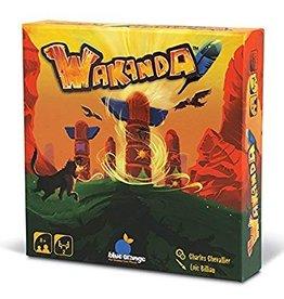 Blue Orange Jeu Wakanda