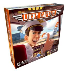 Blue Orange Jeu Lucky Captain