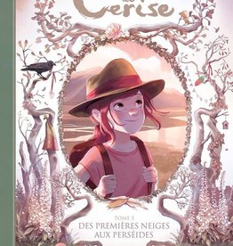 Livre Carnets de Cerise Tome 2 (French book Grade 3 level)
