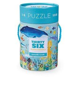 Casse-tête / Puzzle Puzzle marin 100 pcs