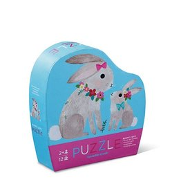 Crocodile Creek Puzzle petit lapin 12 pcs