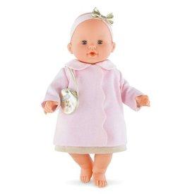 Corolle Manteau rose pour poupée