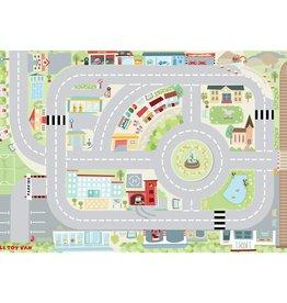 Le Toy Van City's Play Mat