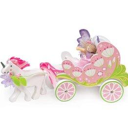 Le Toy Van Carrosse Féerique avec un licorne