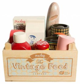 Maileg Caisse de nourriture vintage