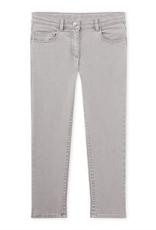 Petit bateau Pantalon jeans gris - Taille 12 ans
