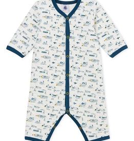 Petit bateau Pyjama bébé garçon taille 3 mois