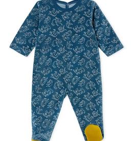 Petit bateau Pyjama bébé garçon taille 6 mois
