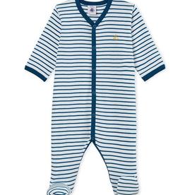 Petit bateau Pyjama bébé garçon taille 1 mois
