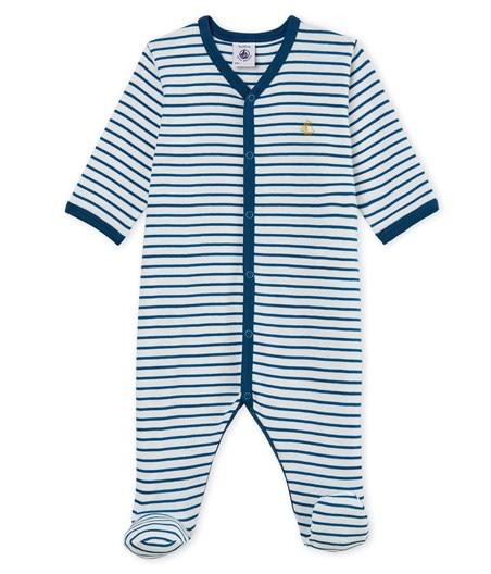 34c39a91c92b2 Petit bateau Pyjama bébé garçon taille 1 mois -