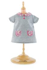 Corolle Petite robe grise