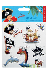 Die Spiegelburg Autocollants pirates