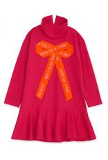 Agatha Ruiz de la Prada Robe rouge taille 4 ans