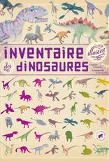 Livre Inventaire illustré des dinosaures