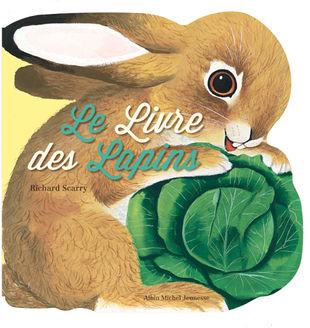 Livre Le livre des lapins